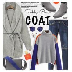 Yoins Casual - Snuggle Up: Teddy Bear Coats