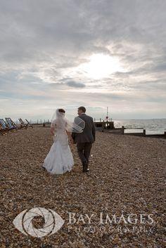 Wedding Whitstable Beach