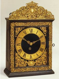 Antique Clock ultimate challenge. Can I make something that looks vaguely antique?