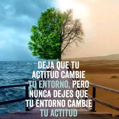 John Capriles.: Exacto de tu actitud depende tu altitud!!!!!