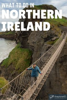 Carrick a Rede Rope Bridge, Northern Ireland | The Planet D: Adventure Travel Blog: