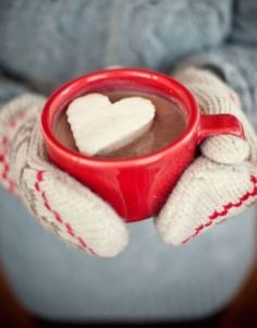 Gotta do this with my gourmet hot chocolate for the winter. Freeze whipped cream on a cookie sheet, use cookie cutter to cut out hearts and serve with hot cocoa. christmas time must! Holiday Treats, Christmas Treats, Holiday Recipes, Holiday Fun, Christmas Decorations, Christmas Drinks, Winter Recipes, Winter Holiday, Holiday Decorating