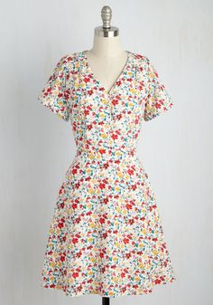 Crafty in the Kitchenette Dress