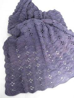 shell crochet patterns free | CROCHET SHELL BLANKET PATTERN - Crochet Club