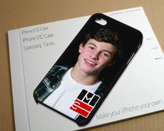 Shawn Mendez Magcon Boys inspired Case for iPhone by NiniThowok, $13.99