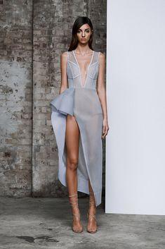 Prana Dress - Light Grey – LEXI