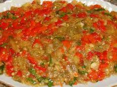 Patlıcan Salatası