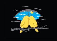 """Personal Sky"" - Threadless.com - Best t-shirts in the world"