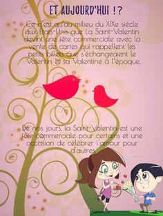 St Valentin - Et Aujourd'hui !?  #stvalentin
