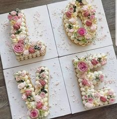 Especially beautiful cream cake, so beautiful! Especially beautiful cream cake, so beautiful! Especially beautiful cream cake, so beautiful! Especially beautifu Number Birthday Cakes, 25th Birthday Cakes, Number Cakes, Pretty Cakes, Beautiful Cakes, Amazing Cakes, Unicorne Cake, Cupcake Cakes, Marzipan Creme