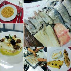 "Corso di cucina "" pesce"""