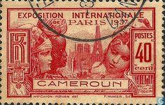 Cameroon [CMR] - World Exhibition 1937