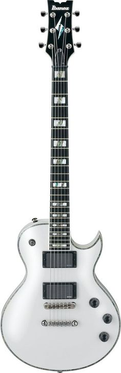 Ibanez ARZIR20-WH Iron Label Electric Guitar | White Finish