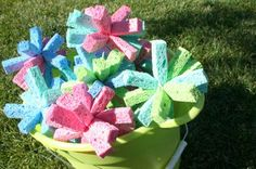 a now-defunct blog that still has access to some fun ideas to do with your kids. :-)