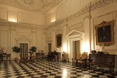 Marble Hall, Raynham Hall, Norfolk. William Kent ca.1730. I carried out an analysis to establish Kent's original treatment - http://patrickbaty.co.uk/2014/08/04/raynham-hall/