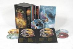 This box set includes all seven books in the classic fantasy series The Chronicles of Narnia in one paperback volume along with the unabridged celebrity recordings of the series on 31 CDs. Read C. S.