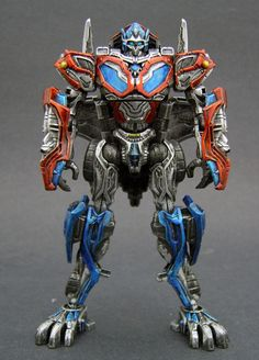 Protoform Prime G1 Colors 1 by Jin-Saotome