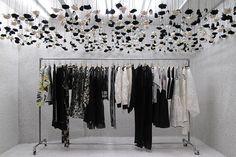 25 Shopping Meccas You Need To Visit #refinery29  http://www.refinery29.com/2014/02/63197/best-shopping-destinations#slide16  Dover Street Market in London, U.K. What's it like to step inside the brain of Rei Kawakubo? We'd imagine it's something similar to Dover Street Market. Selling many of Kawakubo's creations, including the Comme des Garçons lines, the shop features tons of limited-edition, avant-garde pieces from designers around the world, displayed in fantastical, incredible ...
