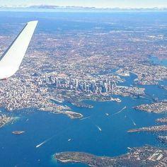 #qf #qantas #737 #sydney #sydneyharbour #sydneyharbourbridge #operahouse #australia #thisisaustralia #aviation #avgeek #avporn #aerosexual #dailyplane by g5andrews http://ift.tt/1NRMbNv