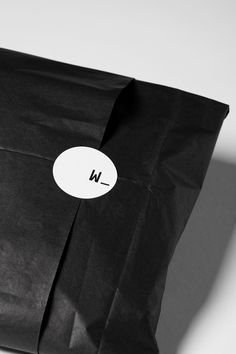 Bild black packaging...Hmm That looks like it could almost be one of our Round Stickers!