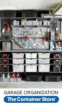 everything you need to know to organize your garage - Garage Organization