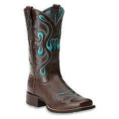 Ariat Women's Whimsy Cowgirl Boot Square Toe Chocolate US Ariat http://www.amazon.com/dp/B00INBTD4W/ref=cm_sw_r_pi_dp_KL-tvb1HBRGDF