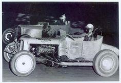 Harry Stockman #5...Roaring Roadsters!