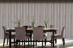 Vertical blinds can give a chic finish to your room and match with your decor and furnishings.