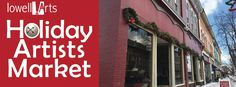 The LowellArts Holiday Artists Market features artwork by 50 area artists. The show is held in the LowellArts Gallery at 223 West Main Street, Lowell, MI 49331. The market will … Read More ►