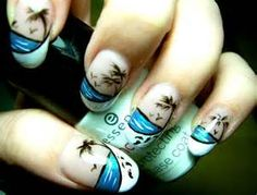 beach and fish nail designs - Yahoo! Search Results
