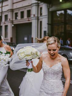 ELLE Wedding: Rachelle & James