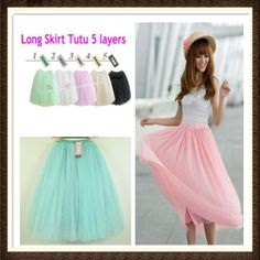 Drop shipping 2013 femmes. fairy princess style 5 couches jupe en tulle voile bouffant puffy jupe de mode