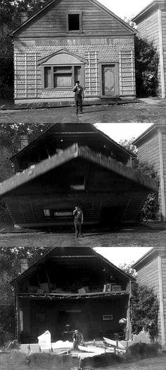 Buster Keaton - Steamboat Bill Jr.(1928)
