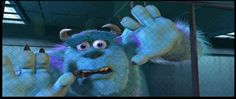 Monsters Inc....this gif just made my day!