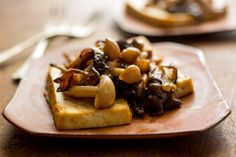 Baked Miso-Glazed Tofu With Wild Mushrooms Recipe - NYT Cooking