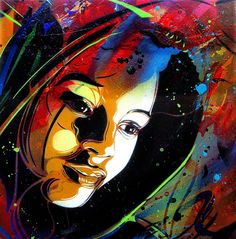 Images of London. C215 | Art | Movida London Night Club