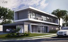 Projeto Residência LC Arquiteto: Vitor Pessoa Localização: Alphaville - Manaus / Amazonas Área: 315.0 m² Ano: 2016