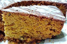 """Η Συνταγή είναι από κ.  Efi Prentza  – """"ΟΙ ΧΡΥΣΟΧΕΡΕΣ / ΗΔΕΣ"""".    Υλικά:  Μισή κούπα ελαιόλαδο  Μισή κούπα μέλι  Ξύσμα από δύο μανταρίνια  Μιάμιση κούπα χυμό μανταρινιού  Μια βανίλια  Λίγη κανέλα  Μια φαρίνα κοσκινισμενη  Ενάμιση κ.γλ.σοδα  Λίγες μαύρες σταφίδες  Λίγα καρύδια    Εκτέλεση:  Σε ένα μπολ βάζουμε Stevia, Vanilla Cake, Banana Bread, Desserts, Recipes, Food, Cakes, Victorian, Decorating"""
