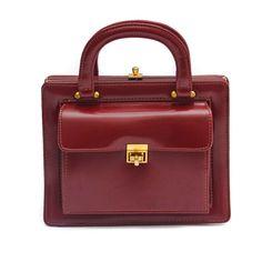 60s vintage handbag: http://de.dawanda.com/product/100016927-60er-jahre-handtasche