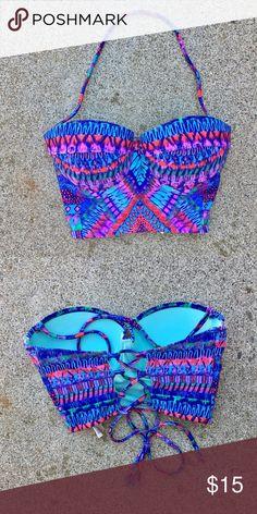 Girls bikini rips