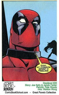 Deadpool Common Sense
