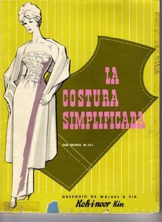 Corte y confeccion encarnacion mosquera Sewing Art, Sewing Tools, Love Sewing, Sewing Hacks, Sewing Tutorials, Sewing Projects, Clothing Patterns, Dress Patterns, Sewing Patterns