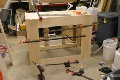 Another Custom Stand Construction Thread- 120 Gal. - Reef Central Online Community
