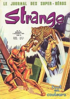 Couverture de Strange -71- Strange 71