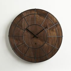 Keep Time Stylishly. Shop For Industrial Inspired Wall Clocks And Unique  Modern Clocks From U2013 And Discover Functional Art For Every Room In Your  House.