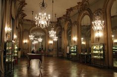 Museo Nacional de Arte Decorativo  /  © Photo: Haupt & Binder