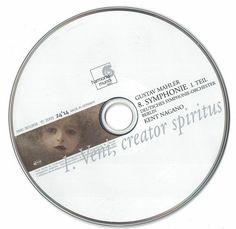 Gustav Mahler Symphony 8 (Symphony Of A Thousand) 1991 CD Professionally Cleaned