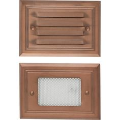 Illuminate your front steps or poolside path with this flush mount deck light, featuring a pair of interchangeable faceplates.Product...