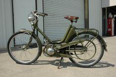 1955 Triumph moped