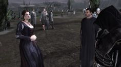 Assassin's Creed 2 Catarina Sforza and Niccolo Macchiavelli
